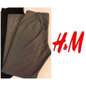 😝USED H&M PULL ON PANTS BUNDLE 4 BETTER PRICE😝